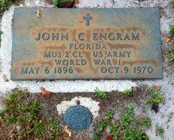 John C Engram