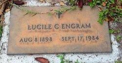 Lucille C Engram