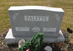 James Benjamin Palette Sr.