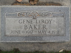 Gene Leroy Baker