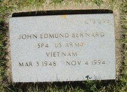 John Edmund Bernard