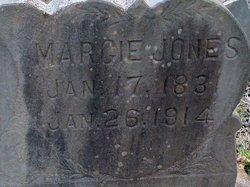 Marginia <I>Thomas</I> Jones