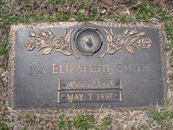 """Ida Elizabeth """"Libby"""" <I>Elliott</I> Smith"""