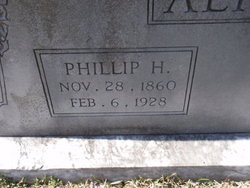 Phillip Henly Alford