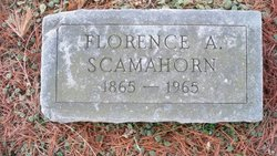Florence A. <I>Swabb</I> Scamahorn