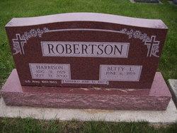 Harrison Robertson