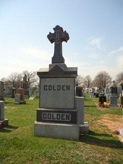 Mary M Mami <I>O'Keefe</I> Golden