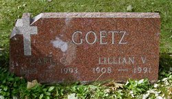 Carl G. Goetz