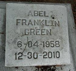 Abel Franklin Green
