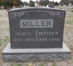 "Isaac Edward ""Ike"" Miller"