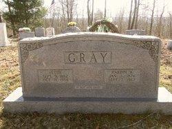 Vestie <I>Mays</I> Gray