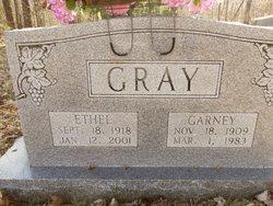 Ethel Gray