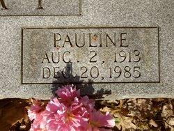 Pauline <I>Poe</I> Gray