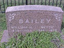 """Jenettie Ann """"Nettie"""" <I>McCorkle</I> Bailey"""