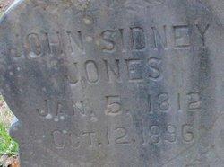 John Sidney Jones