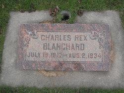 Charles Rex Blanchard