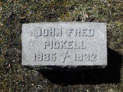 John Fredrick Pickell