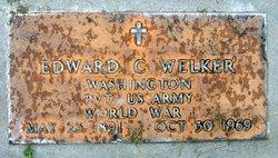 """Edward Charles """"Ed"""" Welker"""