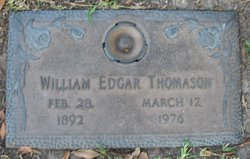 William Edgar Thomason