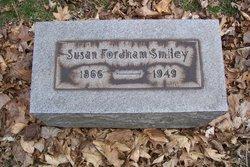Susan Topping <I>Fordham</I> Smiley