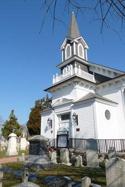 Lewes Presbyterian Church Cemetery