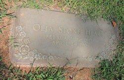 Olia <I>Stone</I> Hiatt
