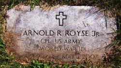 Arnold R. Royse, Jr