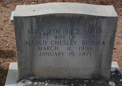 Elizabeth Brice <I>Smith</I> Bethea