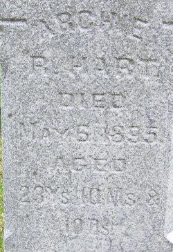 Archie R. Hart