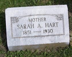 Sarah A. Hart