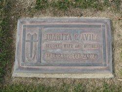 Juanita Maria Avila