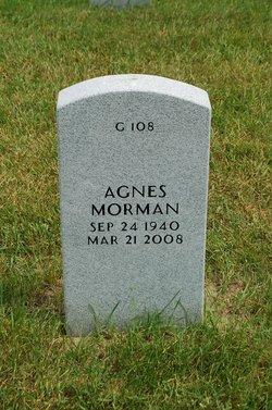 "Agnes Mary ""Aggie"" <I>Harter</I> Morman"