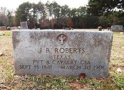 Pvt Joseph Robert Roberts