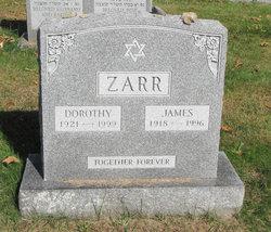 Dorothy B. <I>Gordon</I> Zarr