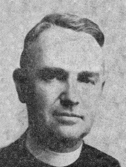 Rev John Edwin Williams