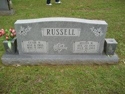 "Dessia Mae ""Dess"" <I>Warren</I> Russell"