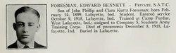 Edward Bennett Foresman
