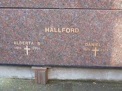 Alberta <I>Sawyer</I> Hallford