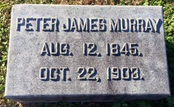 Peter James Murray