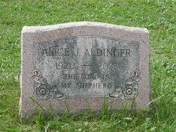Alice J. Aldinger