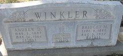 Andrew D Winkler