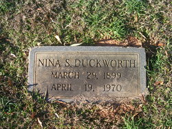 Nina S Duckworth