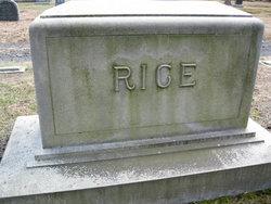 "Harriett Adele ""Hattie"" <I>Rice</I> Burrill"