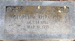 """George Washington """"Wash"""" Kilpatrick, Sr"""