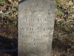 Louisa <I>Farmer</I> Houston