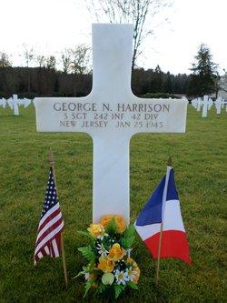 SSgt George N Harrison