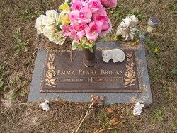 Emma Pearl <I>Skipper</I> Brooks