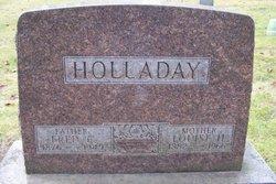 Louise H. <I>Kolbe</I> Holladay