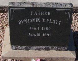 Benjamin Travis Platt