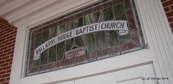Ballards Bridge Baptist Church Cemetery